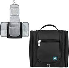 PAVILIA Hanging Travel Toiletry Bag