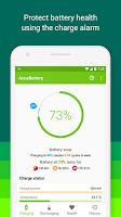 تحميل تطبيق AccuBattery للأندرويد 2019 - Screenshot (1)