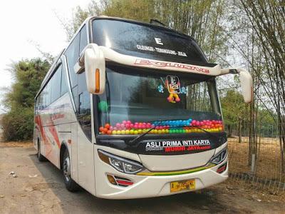 Foto Bus Murni Jaya E129