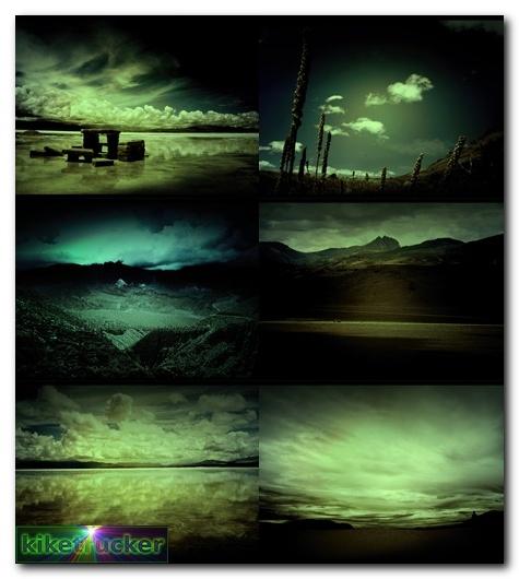 Paisajes oscuros HD