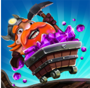 Tiny Miners – Idle Clicker Mod Apk v2.3.0 Unlimited Gems for Android