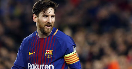 Lionel Messi Named New Barcelona Captain