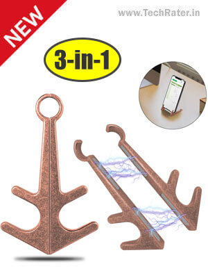 3 in 1 Magnetic Key Ring