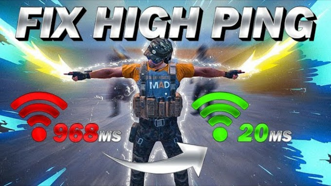 High Ping Problem Fix In PUBG MOBILE With 2 Simple Setting