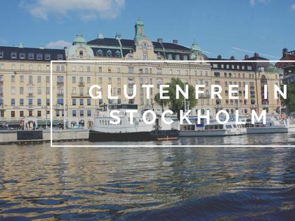 glutenfrei in Stockholm