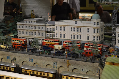 Brighton Toy and Model Museum Running Day, Hornby, Marklin, Bassett-Lowke, Minic, Tri-Ang, Buses, Hotel