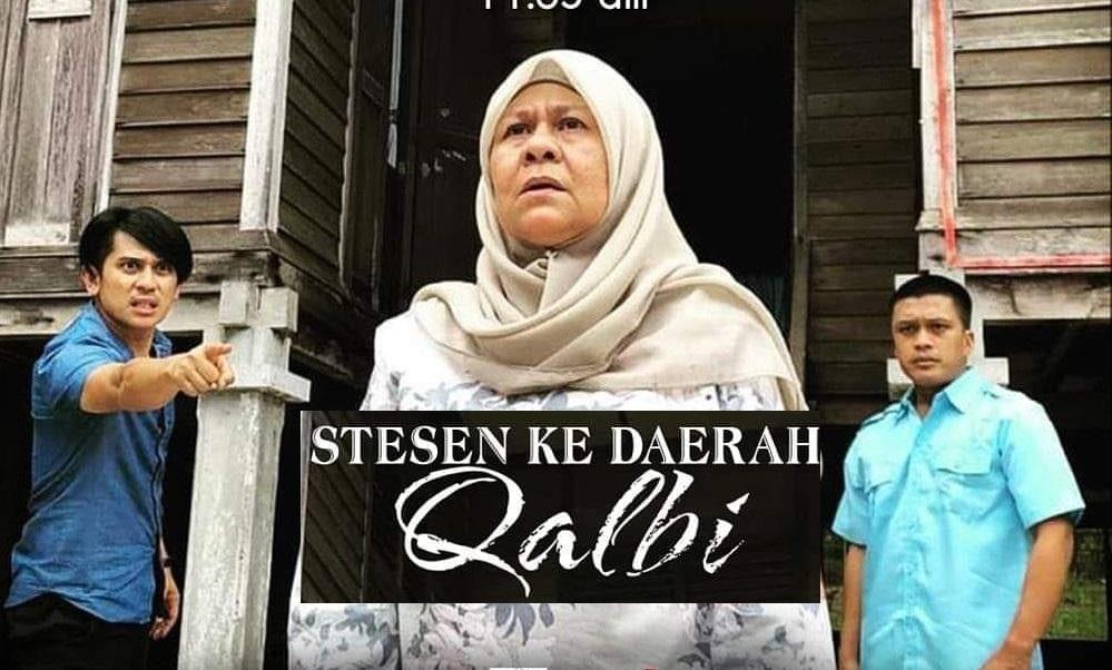 Telemovie Stesen Ke Daerah Qalbi