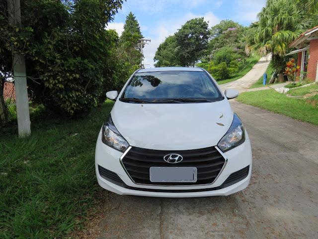 Hyundai HB20 1.6 2016 - Custo x Benefício ruim