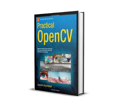 Free Book Practical OpenCV hands-on project book