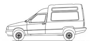 Camionetas medianas tipo fiorino y strada
