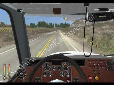 Free version full extreme 18 wheels download of 1 trucker steel