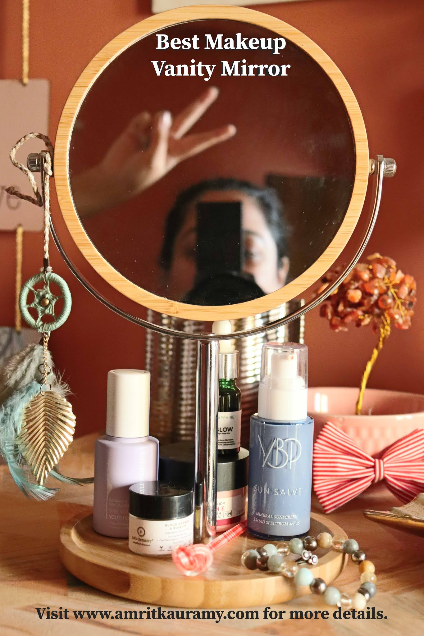 Best Makeup Mirror - Home Centre | Pinterest