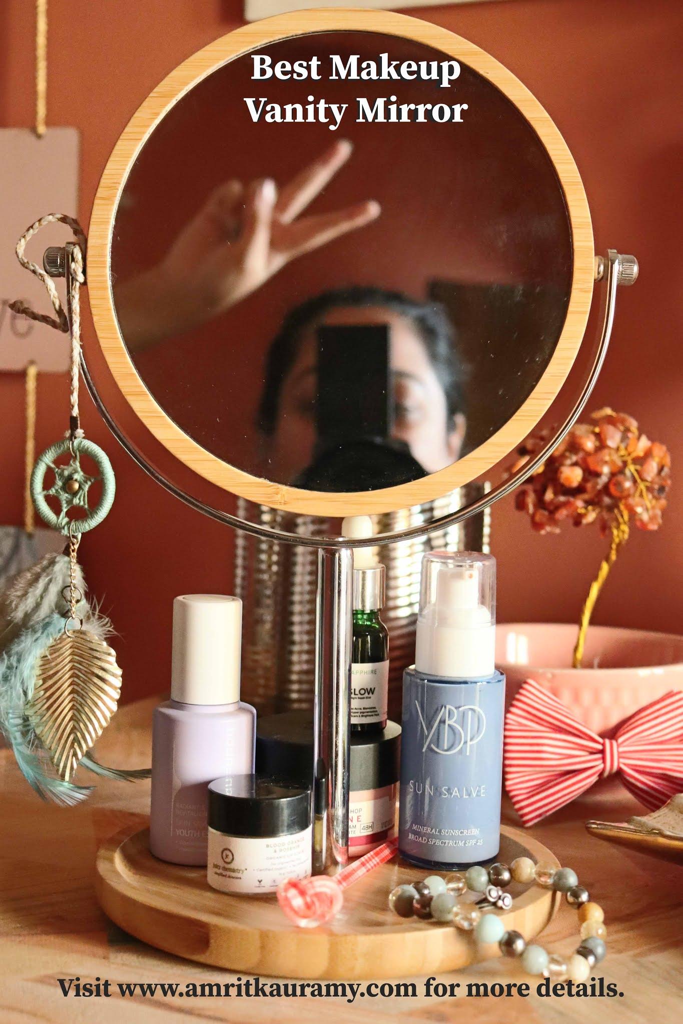 Best Makeup Mirror - Home Centre | Pinterest