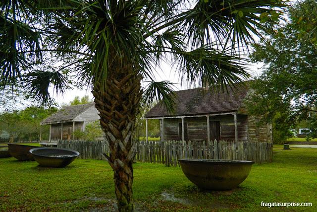 Whitney Plantation, fazenda histórica da Luisiana