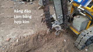 May dao ranh hx420s1-4
