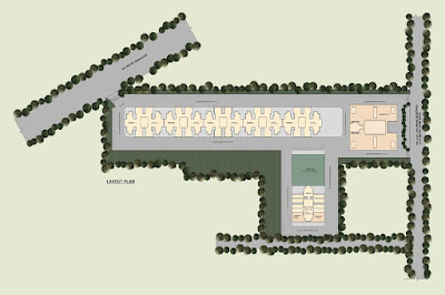 ROF Ananda Sector 95 Gurgaon Site Plan
