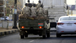 Death Toll Rises To 60 Following Sudan Crackdown