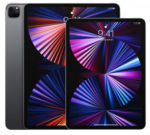 Apple Launches iPad Pro 2021