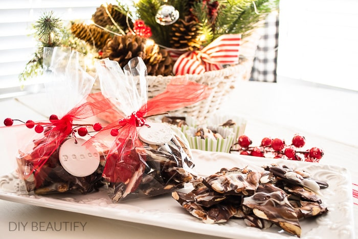 packaged holiday treats