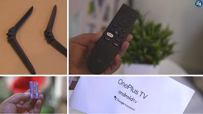 OnePlus Y1 accessories