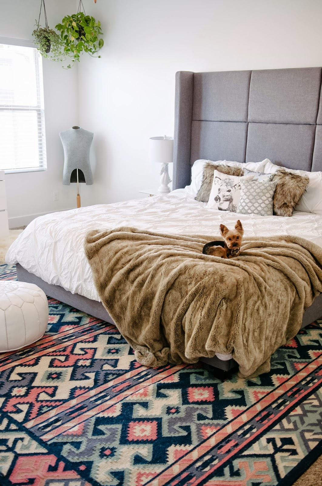 Master Bedroom Makeover  CARA LOREN  Bloglovin