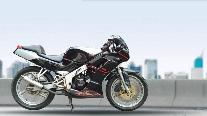 Gambar dan harga Honda NSR 150
