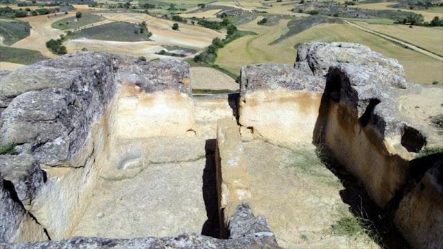 """Hallan en España un """"impresionante"""" edificio de hace 2400 años"""