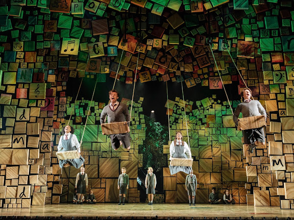 Matilda (UK Tour), Bristol Hippodrome | Review