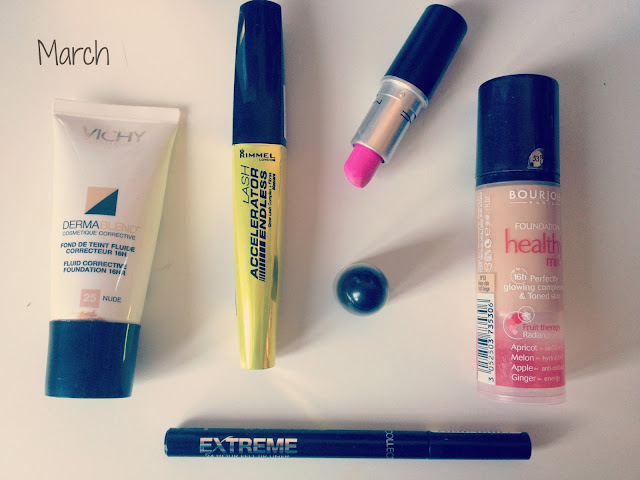 March favourites 2013