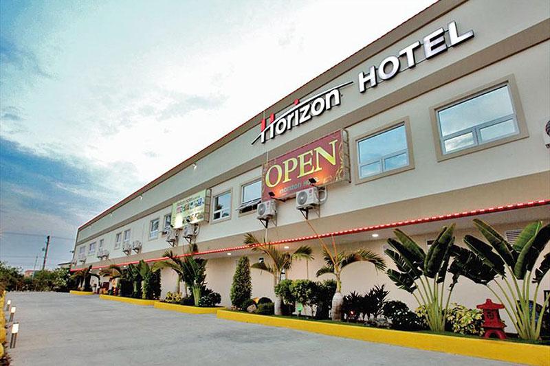Horizon Hotel in Zambales