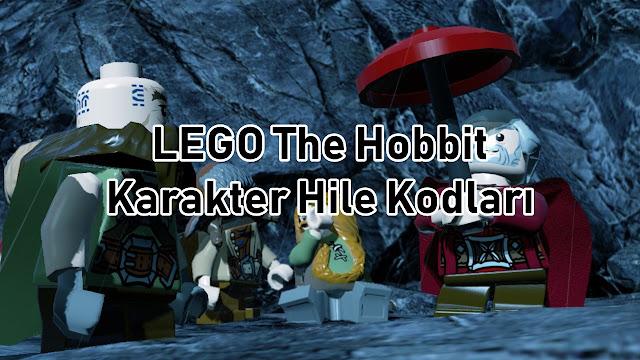 LEGO The Hobbit Karakter Hile Kodlar