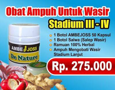 Obat Wasir/Amebein Ambe-JOSS