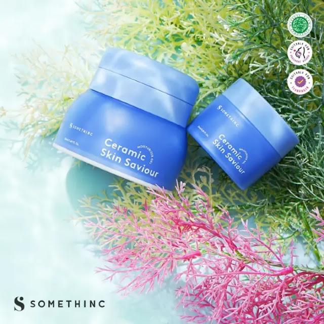 Somethinc Ceramic Skin Savior Ingredients