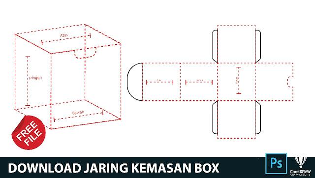 Free File : Download Pola Kemasan Produk Coreldraw Dan Photoshop