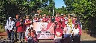 Komunitas Darah Segar ( Komdas ) Cirebon Bantu Masyarakat Yang Kesulitan  Mendapatkan Transfusi Darah