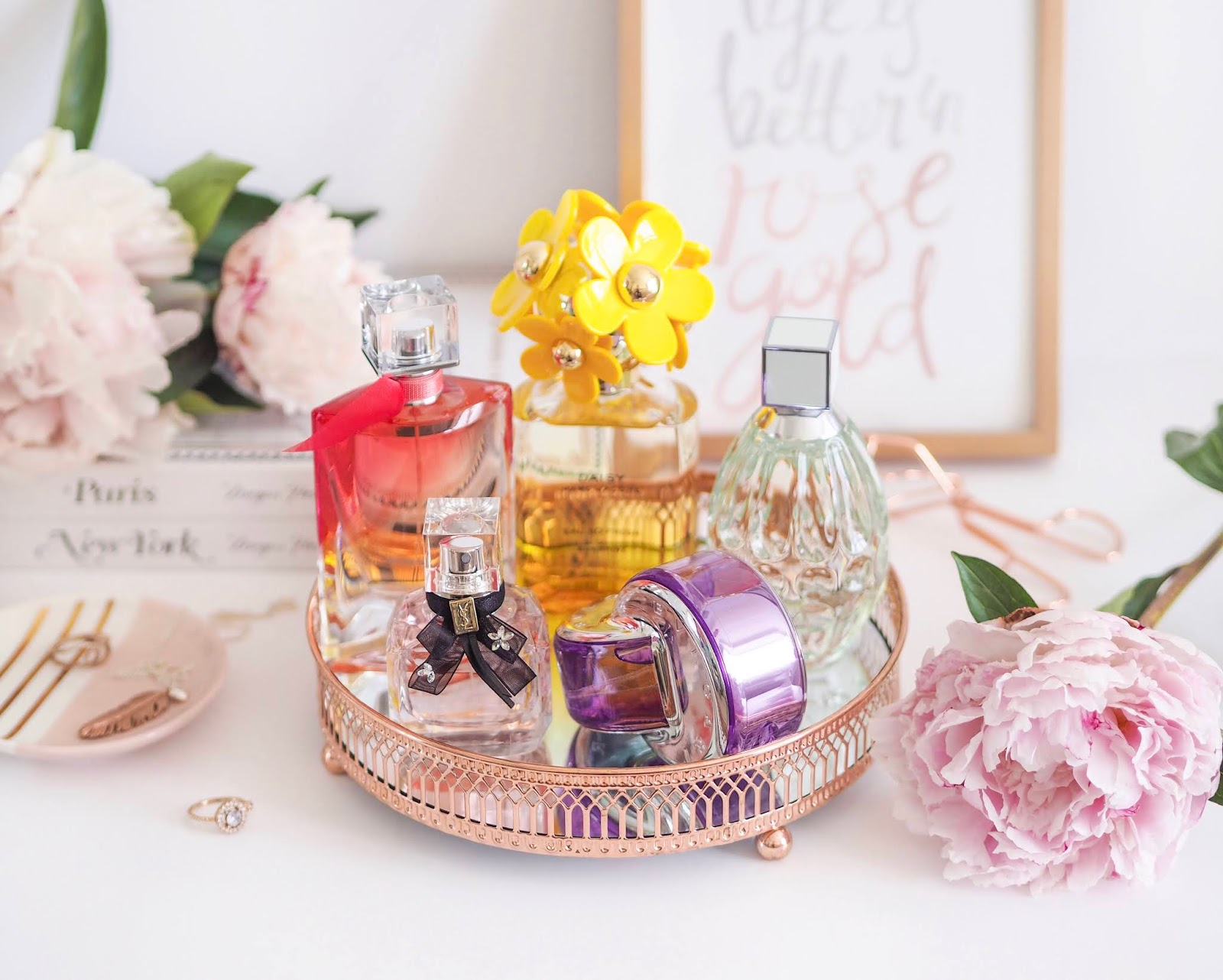Summer Fragrance Edit: 5 Scents For Summer, Fragrance Direct, Katie Kirk Loves, UK Blogger, Beauty Blogger, Summer Fragrances, Summer Perfumes, Top 5 Fragrances