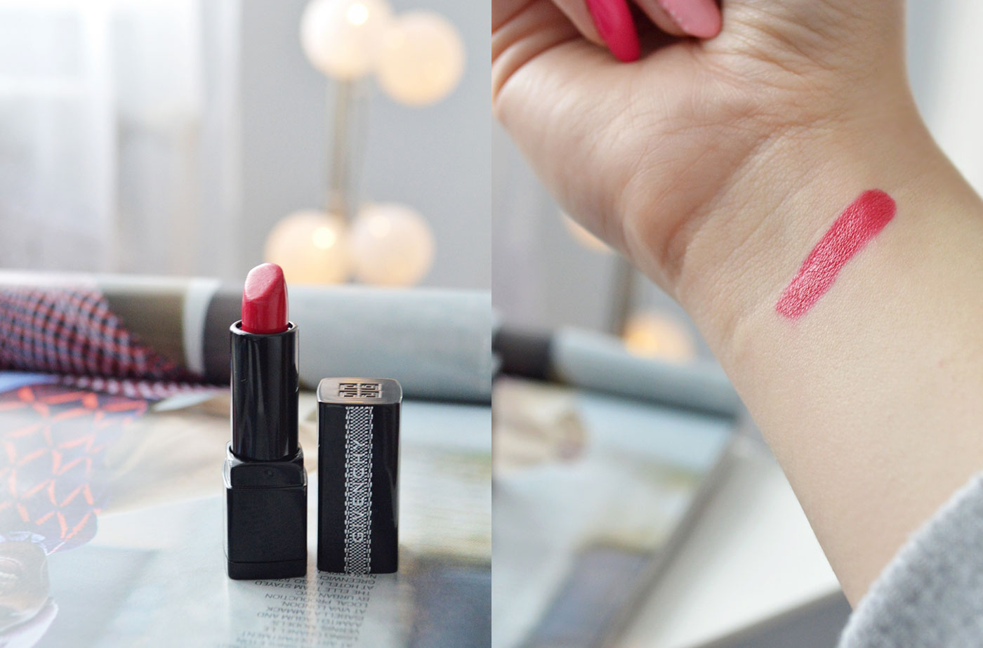 Rouge interdit Givenchy Fuchsia in-the-know