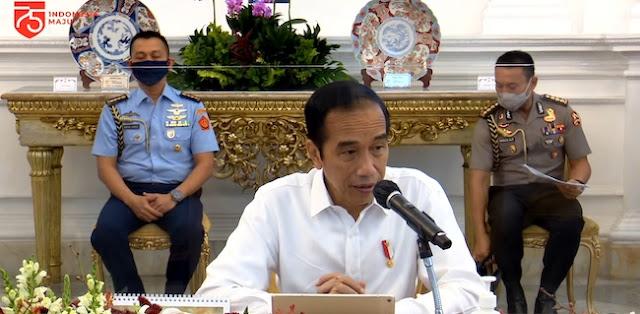 Presiden Jokowi: Pilkada 2020 Harus Semakin Berkualitas Dan Aman Dari Covid-19