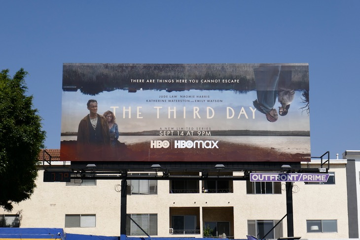 Third Day series premiere billboard