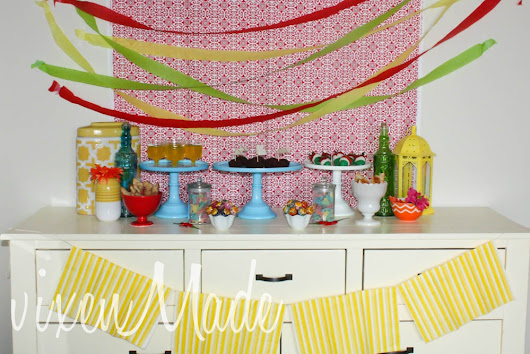 vixenMade: Cinco De Mayo Party (in a Pinch)