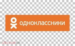 Logo OK.ru Odnoklassniki - Download Vector File PNG (Portable Network Graphics)