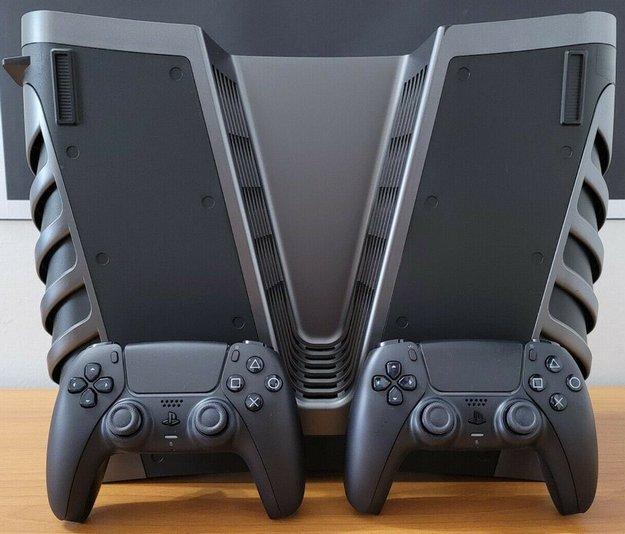 PlayStation 5 developer version 2