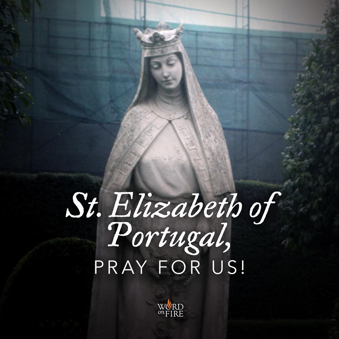Renungan Iman Katholik: St. Elisabet dari Portugal: Cermin ...