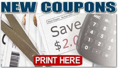 New Printable Coupons Print Now