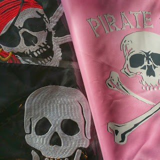 Flags, Hats, and Pirate Stuff