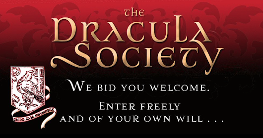 Dracula has shortlisted me!