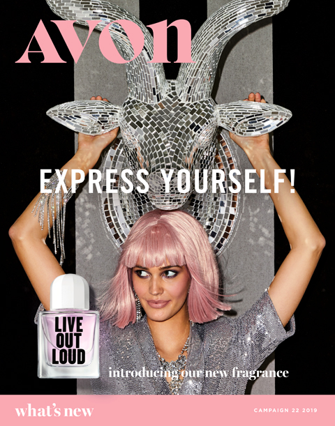 What's New Avon Campaign 22 2019 - Express Yourself!