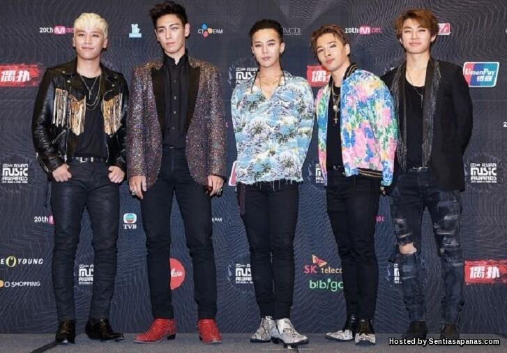 5 Sebab Kenapa Big Bang Kumpulan K-Pop Paling Berpengaruh Di Dunia