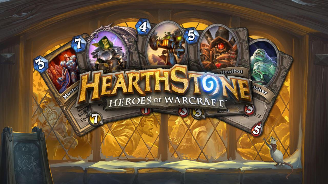 Descarga Hearthstone gratis android.