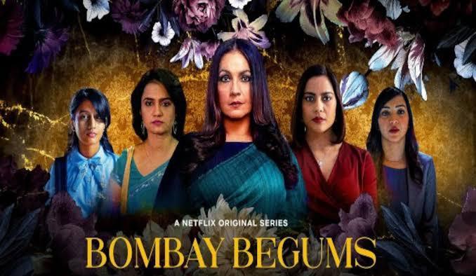 Bombay Begums (2021)  - Netflix Web Series Season 1 Complete
